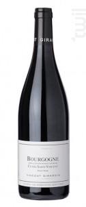 Bourgogne Pinot noir Cuvée Saint Vincent - Vincent Girardin - 2018 - Rouge