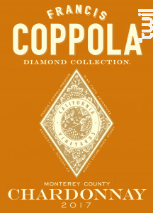 Diamond collection - chardonnay - Francis Ford Coppola Winery - 2017 - Blanc