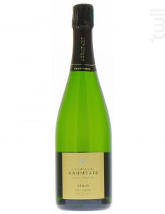 Vénus Brut Nature Blanc de Blancs Grand Cru Millésimé - Champagne Agrapart et Fils - 2010 - Effervescent