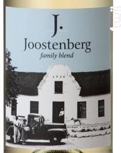 Family white - Joostenberg - 2017 - Blanc