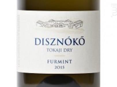 Disznoko Tokaji Dry Furmint - Disznoko - 2015 - Blanc