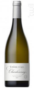 Chardonnay - Domaine Fontaine du clos - 2019 - Blanc