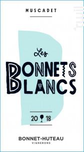 Les Bonnets blancs - Domaine Bonnet Huteau - 2018 - Blanc
