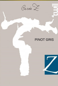 Pinot Gris Cuvée Z - Maison Zeyssolff - 2015 - Blanc