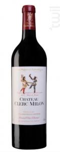 Château Clerc Milon - Château Clerc Milon - 2014 - Rouge