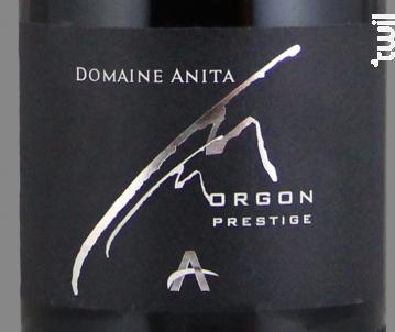 Morgon Prestige - Domaine Anita - 2015 - Rouge