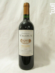 Château Valoux - Château Valoux - 1999 - Rouge