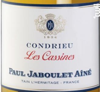 Les Cassines - Paul Jaboulet Aîné - 2016 - Blanc