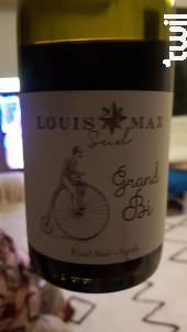 Grand Bi - Louis Max - 2019 - Rouge