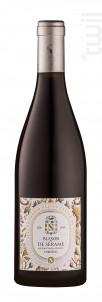 Blason de Sérame - Les Vignobles d'Exéa - 2020 - Rouge