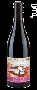 Côte-Rotie - Domaine Gallet - 2018 - Rouge