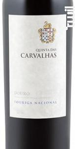 Quinta Das Carvalhas Touriga Nacional - Real Companhia Velha - 2015 - Rouge