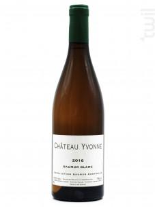 Château Yvonne - Château Yvonne - 2016 - Blanc