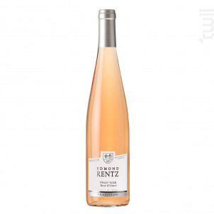 Pinot Noir Rosé d'Alsace - Domaine Edmond Rentz - 2018 - Rosé