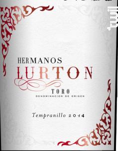 Hermanos Lurton - Tempranillo - François Lurton - Hermanos Lurton - 2015 - Rouge