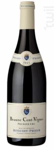 Beaune Cent-Vignes Premier Cru - Domaine Bitouzet-Prieur - 2017 - Rouge