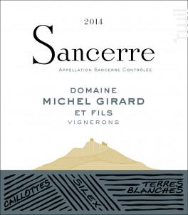 Sancerre - Domaine Michel Girard et Fils - 2019 - Blanc