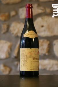 Beaune 1er Cru, Clos Des Avaux, Domaine Puech Et Besse - Domaine Puech et Besse - 1996 - Rouge