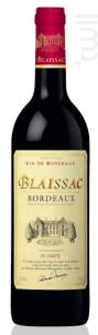 Blaissac - Société des Vins de France - 2018 - Rouge