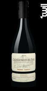 Vieilles Vignes - Maison Tardieu Laurent - 2004 - Rouge