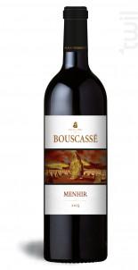 Menhir - Château Bouscassé - 2004 - Rouge