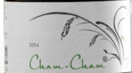 Cham Cham - Mas de Valériole - 2014 - Blanc