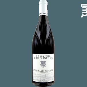 Beaujolais Villages - Domaine des Nugues - 2017 - Rouge