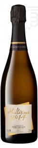 Millésimé 2014 - Champagne Soret-Devaux - 2014 - Effervescent