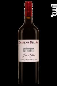 Bel-air 'jean & Gabriel' - Château Bel Air - 2015 - Rouge