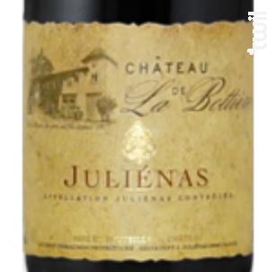 Juliénas - Vins Perrachon- Château de la Bottière - 2015 - Rouge