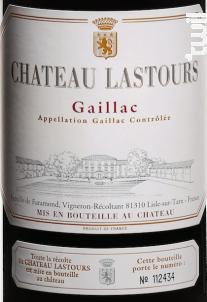 Château Lastours -