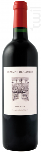 Domaine De Cambes - Famille Mitjavile - Domaine de Cambes - 2016 - Rouge