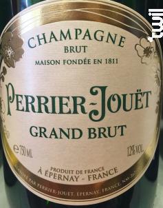 Grand Brut - Perrier-Jouët - Non millésimé - Effervescent