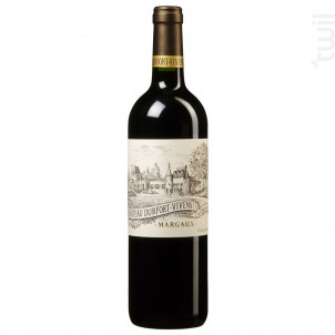 Château Durfort-Vivens - Château Durfort-Vivens - 2001 - Rouge