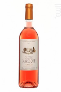 Château Maresque Rosé - Château Maresque - 2016 - Rosé