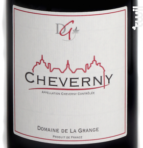 Cheverny - Domaine de La Grange - 2015 - Rouge