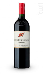 Château la Fleur-Pétrus - Château la Fleur-Pétrus - 2004 - Rouge
