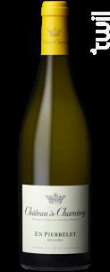 Mercurey En Pierrelet - Château de Chamirey - 2016 - Blanc