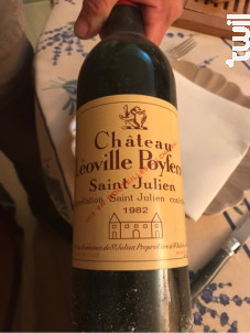 Château Léoville Poyferré - Château Léoville Poyferré - 1989 - Rouge