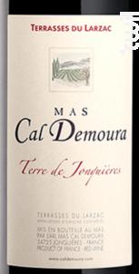 Terre De Jonquieres - Mas Cal Demoura - 2019 - Rouge