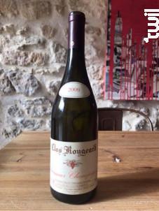 Les Poyeux - CLOS ROUGEARD - 2011 - Rouge