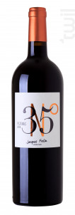 N°35 - Jacques Frelin • Terroirs Vivants - 2018 - Rouge