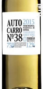 Autocarro Nº38 - herdade do Portcarro - 2016 - Blanc