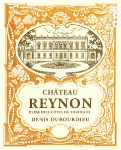 Château Reynon - Denis Dubourdieu Domaines - 2012 - Rouge