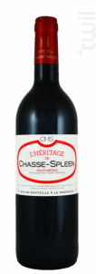 L'Héritage de Chasse-Spleen - Château Chasse-Spleen - 2016 - Rouge