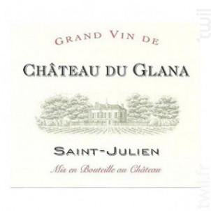 Château du Glana - Château du Glana - 2018 - Rouge