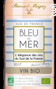 Bleu De Mer Bio - Bernard Magrez - 2018 - Rosé