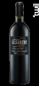 Château le Sartre - Château Le Sartre - 2017 - Rouge