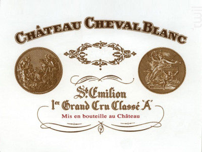 Château Cheval Blanc - Château Cheval Blanc - 2011 - Rouge