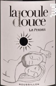 LA COULE DOUCE - Domaine de la Perdrix - 2018 - Rouge